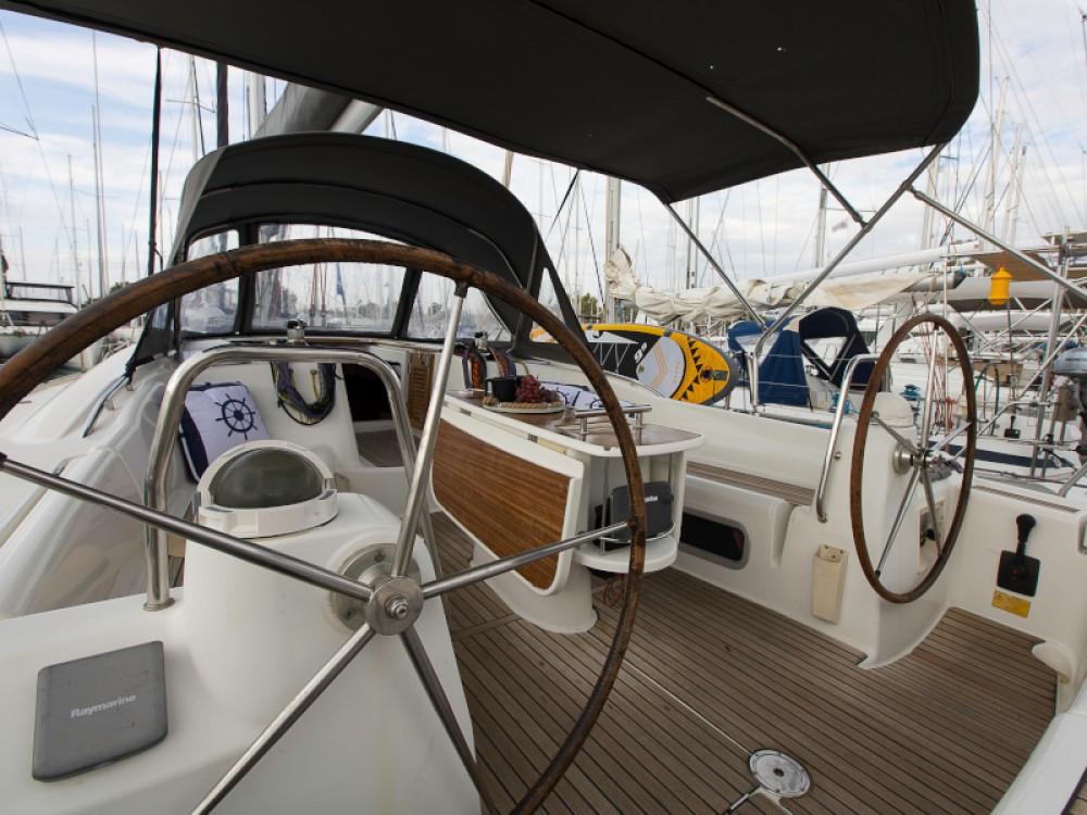 Location yacht à Laurion - Bénéteau Oceanis 46 sur SamBoat