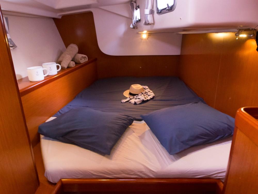 Location bateau Bénéteau Oceanis 46 à Laurion sur Samboat