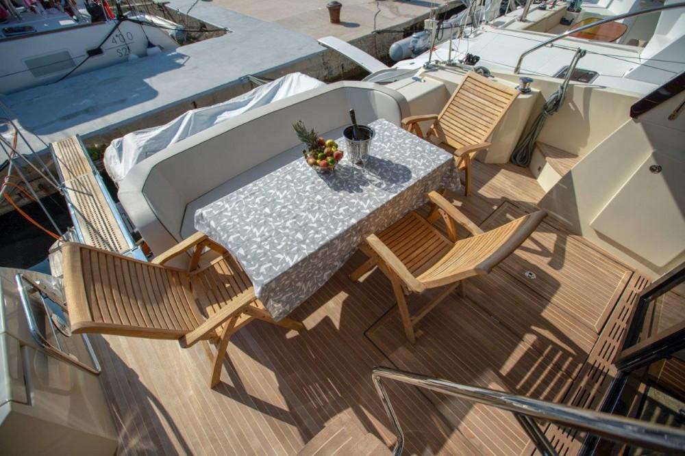 Location bateau ACI Marina Split pas cher Monte Carlo 6 (2019)