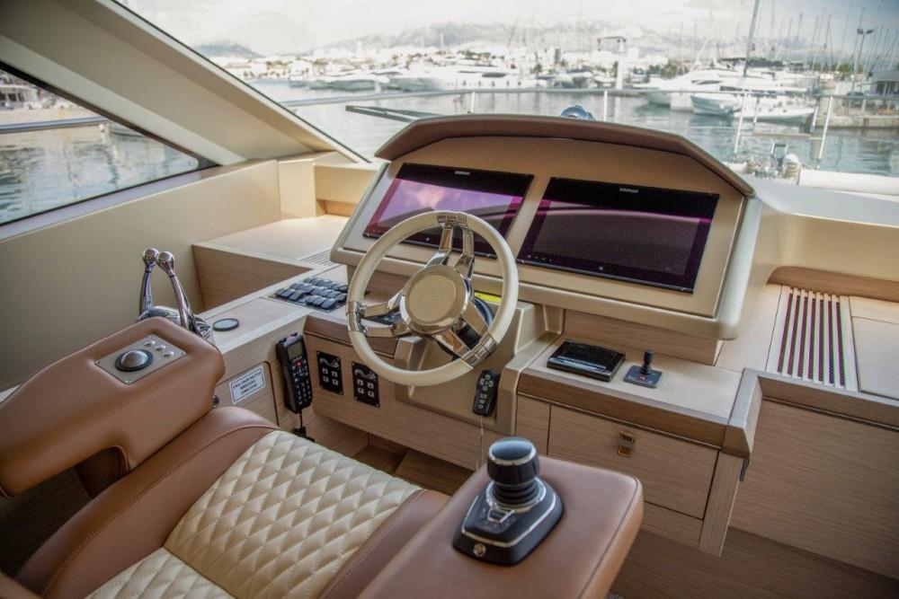 Location yacht à ACI Marina Split - Bénéteau Monte Carlo 6 (2019) sur SamBoat