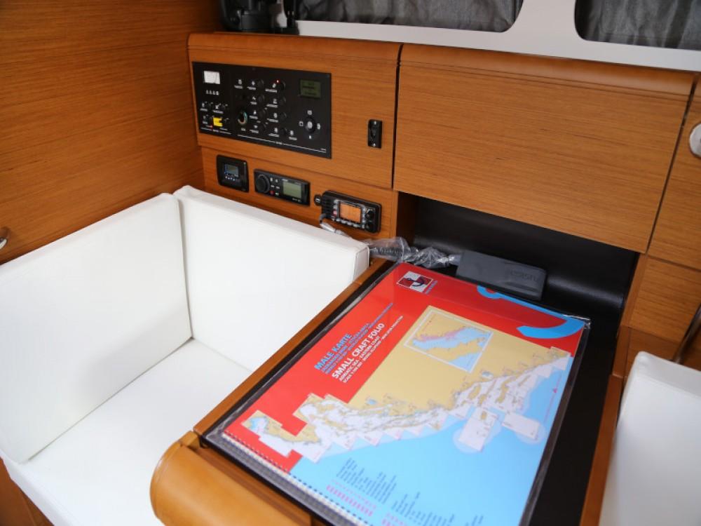 Location yacht à Kaštel Gomilica - Jeanneau Sun Odyssey 419 sur SamBoat