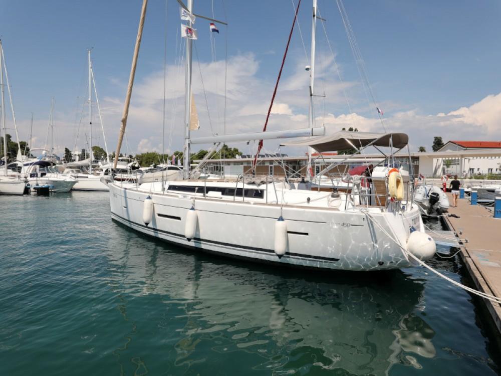 Location bateau Dufour Dufour 450 GL à D-Marin Borik sur Samboat