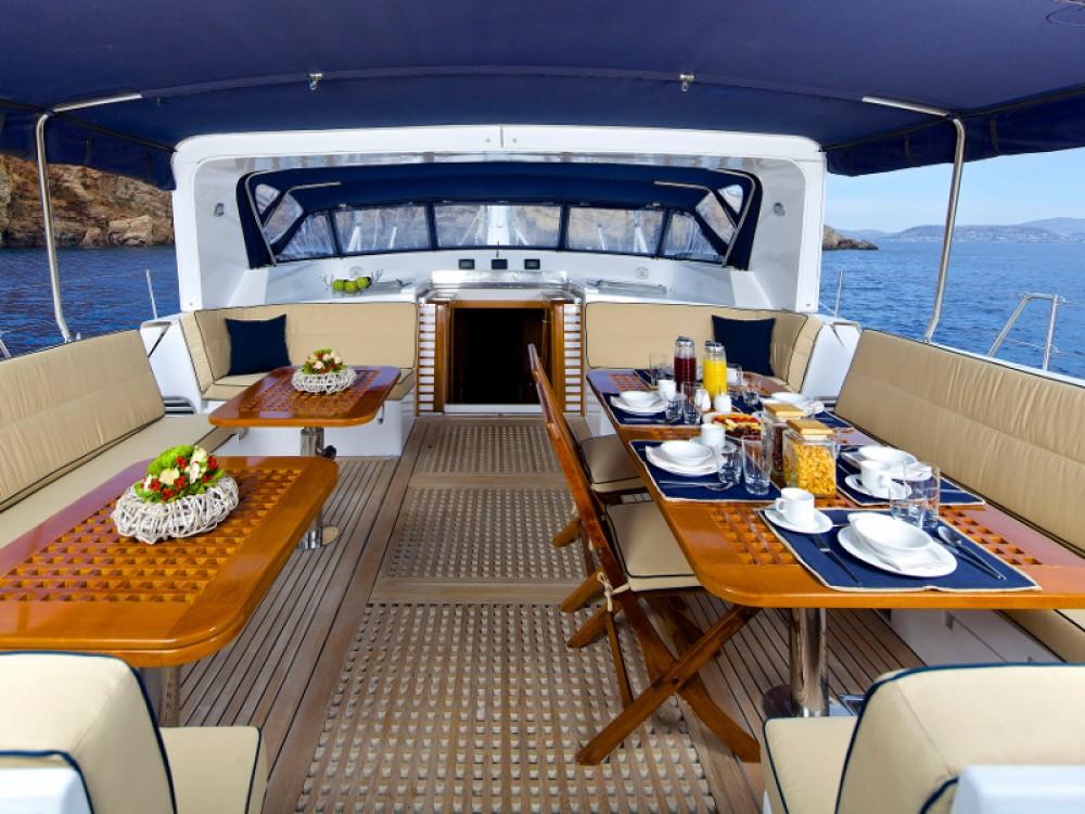 Location bateau Marina de Alimos pas cher Dynamique