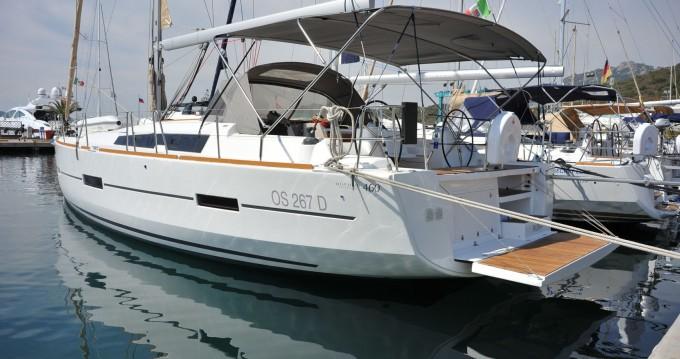 Dufour Dufour 460 Grand Large entre particuliers et professionnel à Marina di Portisco