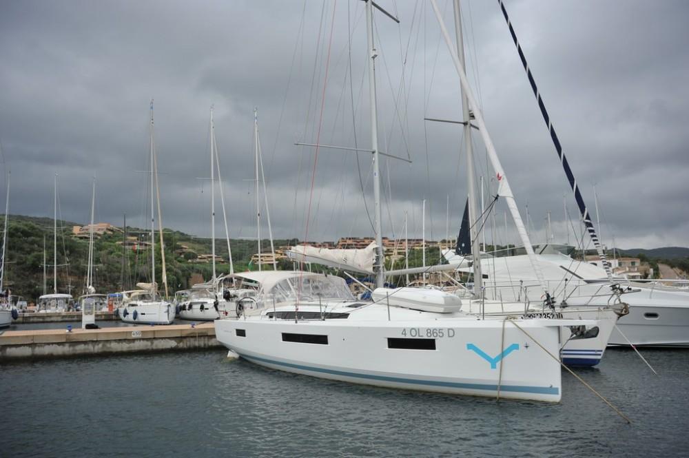 Location Voilier à  - Jeanneau Sun Odyssey 440