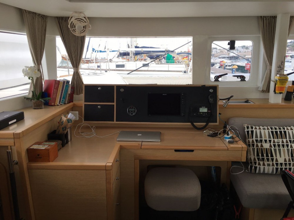 Location yacht à Torre del Greco - Lagoon Lagoon 450 sur SamBoat