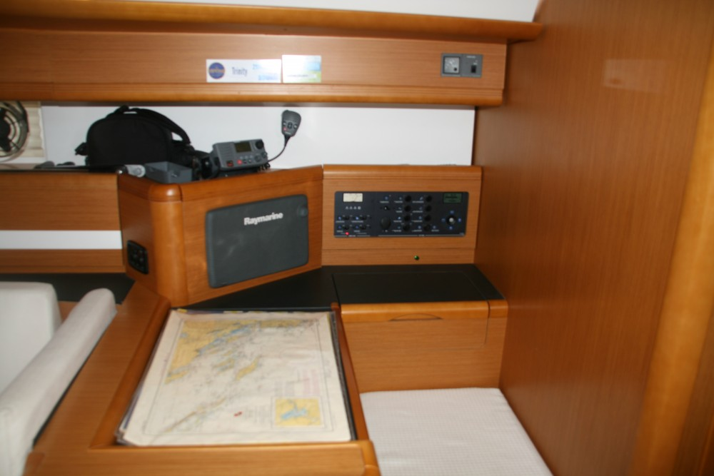 Location yacht à Skradin - Jeanneau Jeanneau 53 (4cab) sur SamBoat