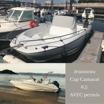 Louez un Jeanneau Cap Camarat 6.5 CC Style à Belvédère-Campomoro