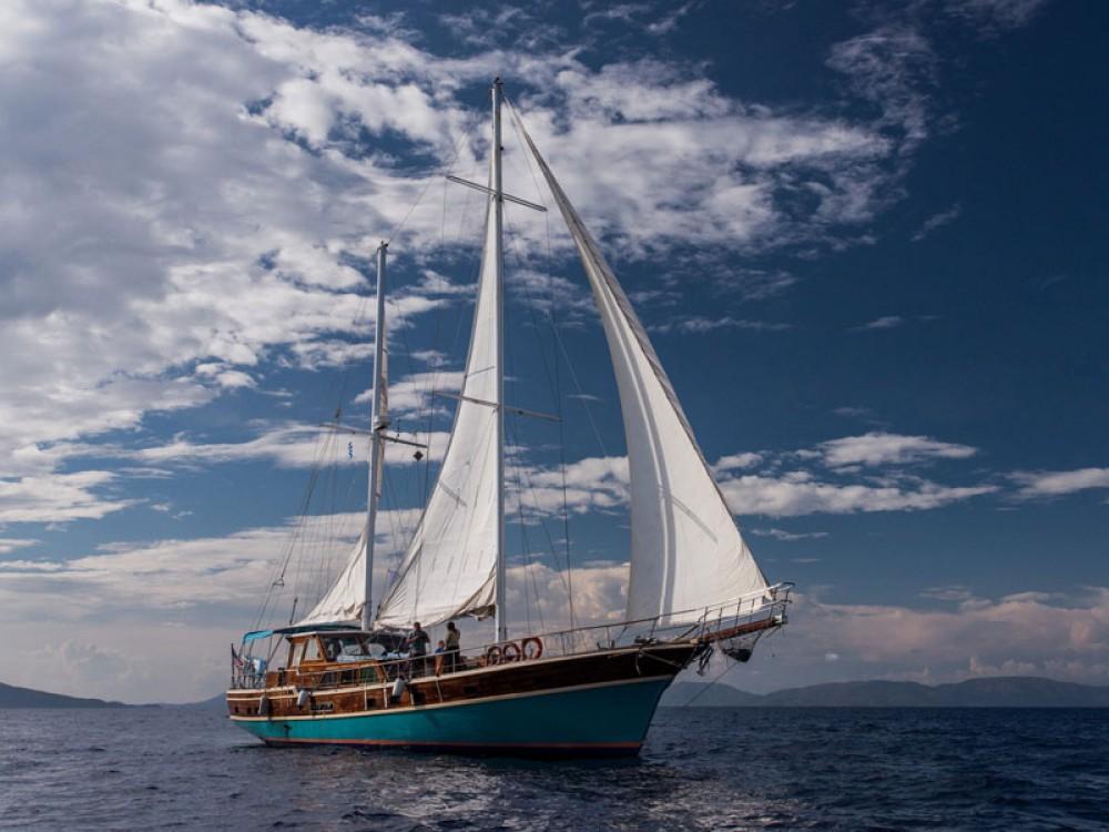 Location bateau Marina Gouvia pas cher Gulet