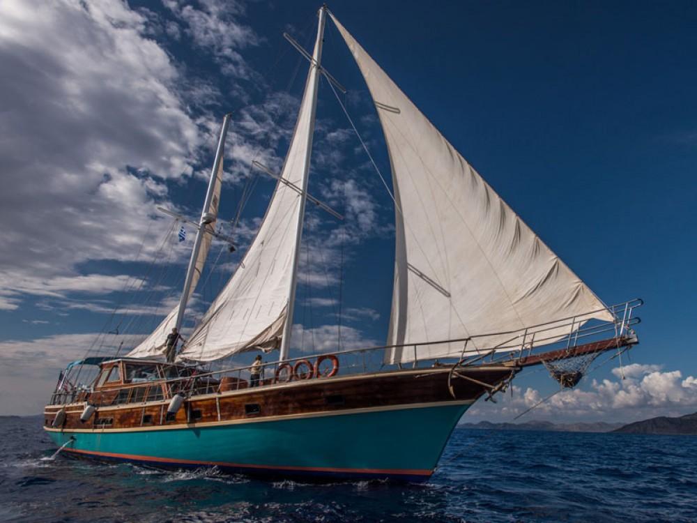 Louer Voilier avec ou sans skipper  à Marina Gouvia