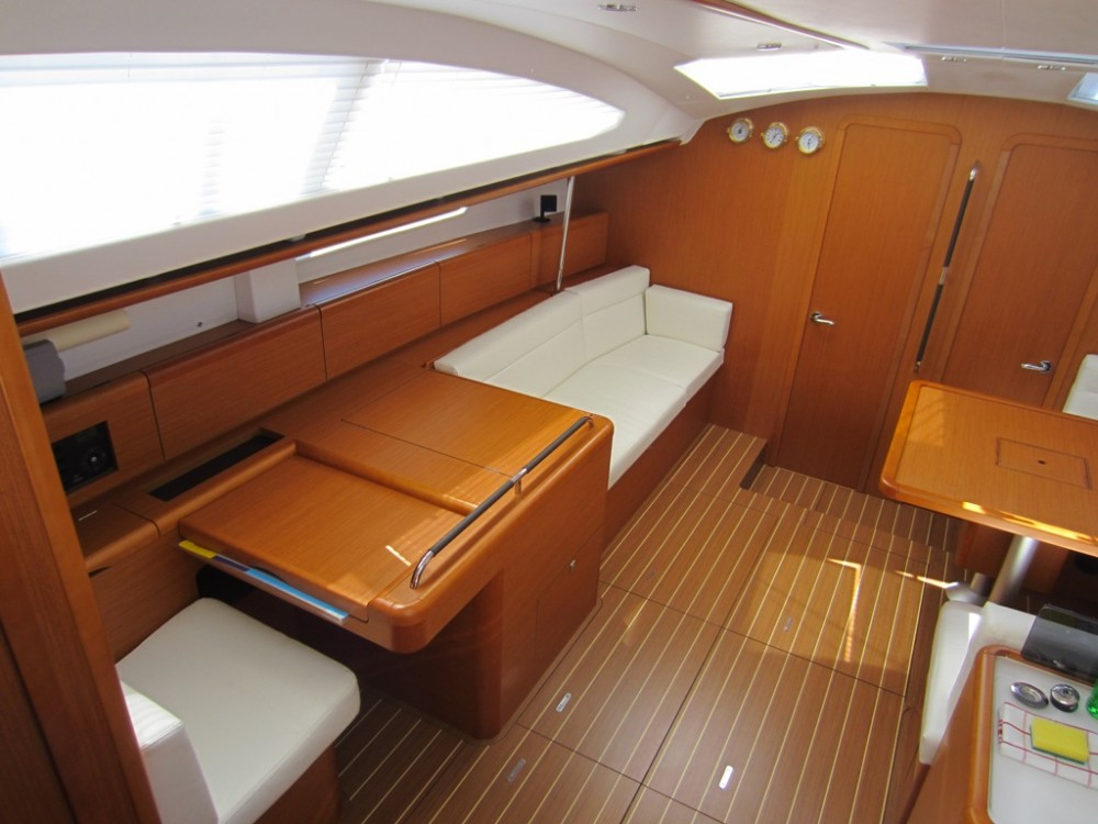 Location bateau Jeanneau Sun Odyssey 50DS à Trogir sur Samboat