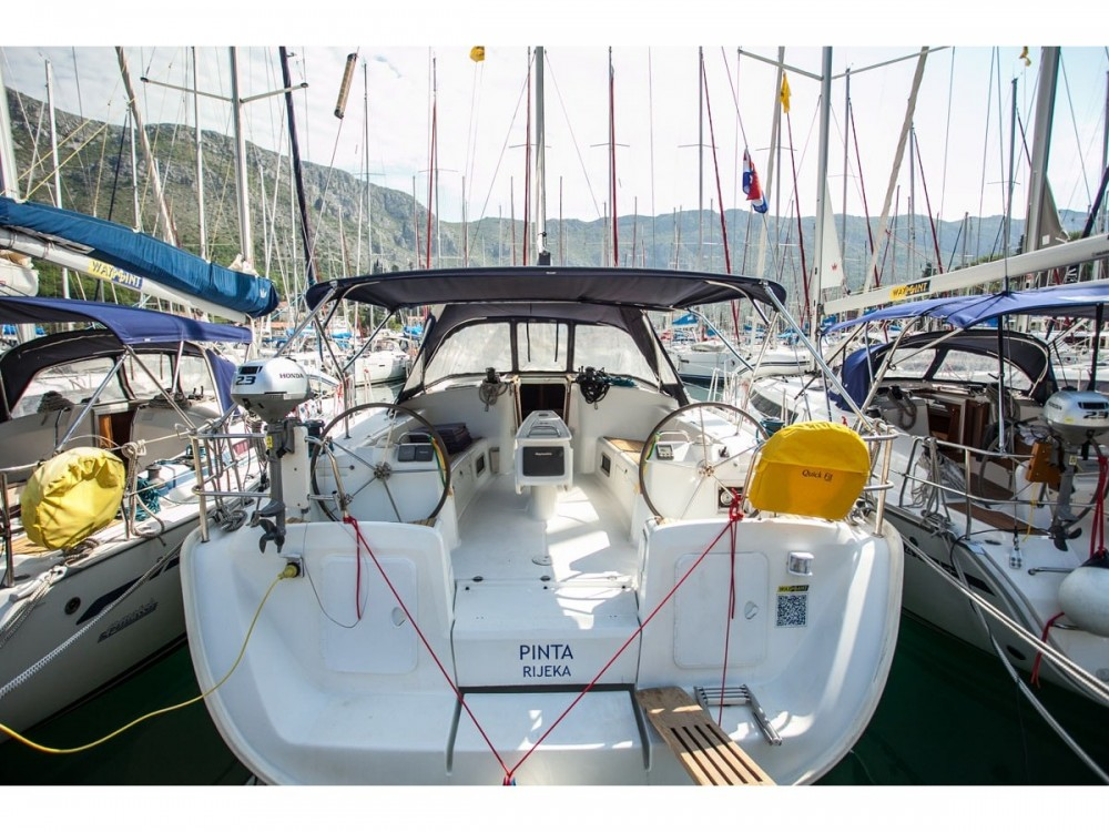 Location yacht à ACI Marina Dubrovnik - Bénéteau Cyclades 50.5 sur SamBoat