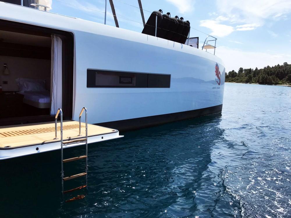Location bateau Kaštel Gomilica pas cher Lagoon Seventy 7
