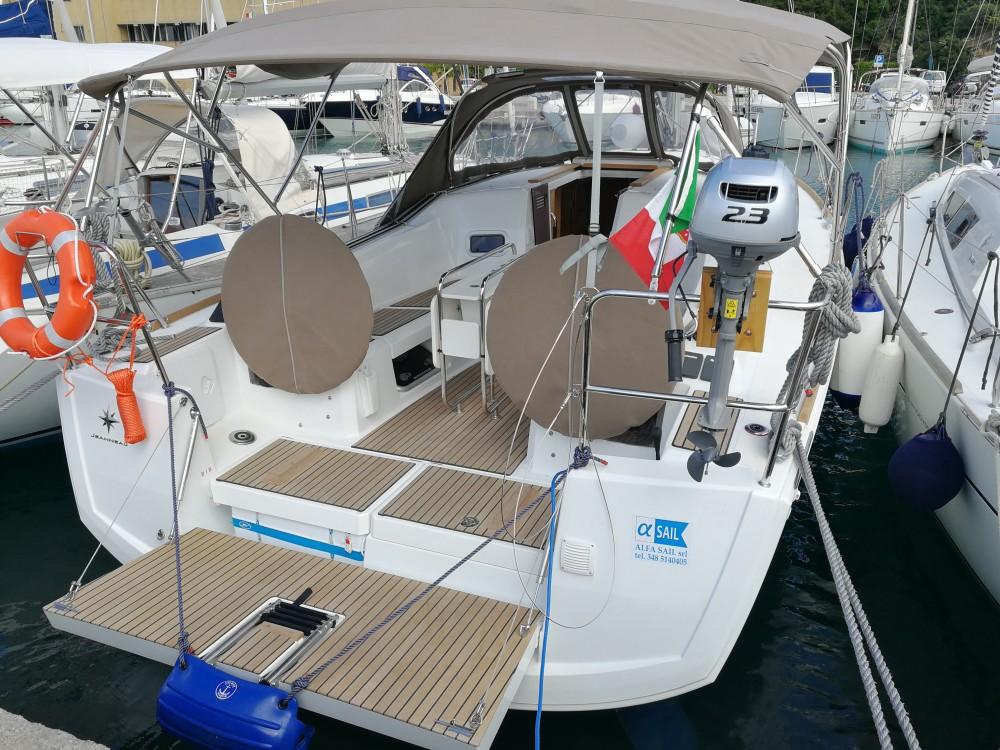 Jeanneau Sun Odyssey 349 entre particuliers et professionnel à Castiglione della Pescaia