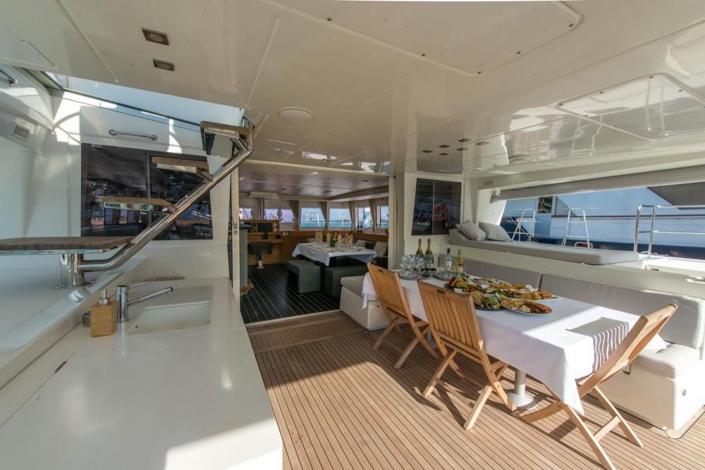 Catamaran à louer à El Nido au meilleur prix