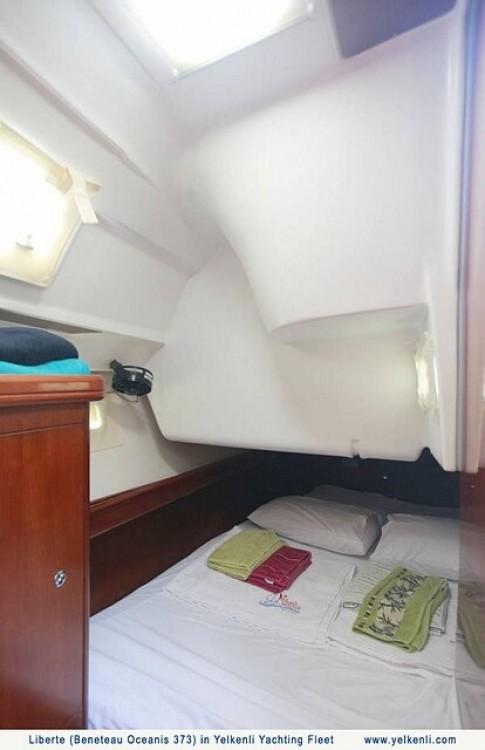 Location yacht à Orhaniye - Bénéteau Oceanis 373 sur SamBoat