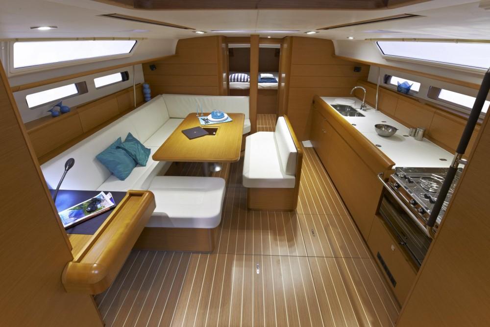 Location bateau Bursa pas cher Sun Odyssey 479