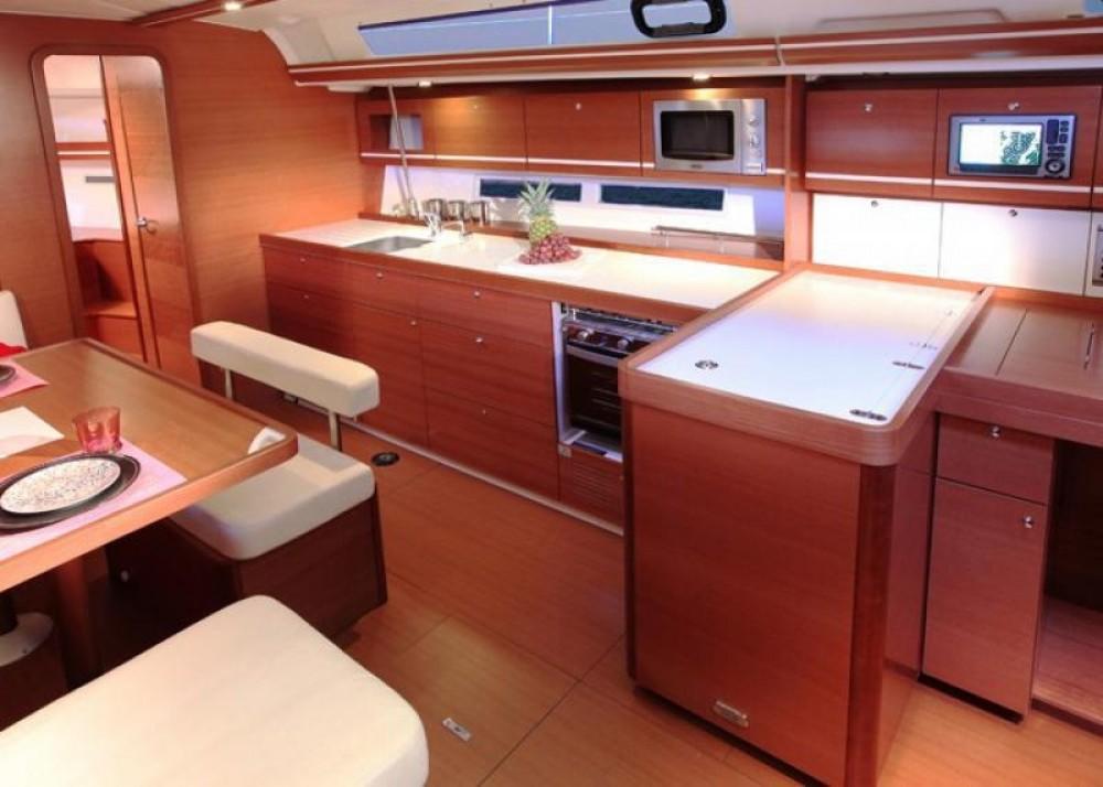 Location bateau Dufour Dufour 450 GL à Bodrum sur Samboat