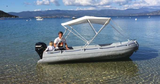 Location bateau Fun Yak Fun Yak 390 à Serra-di-Ferro sur Samboat