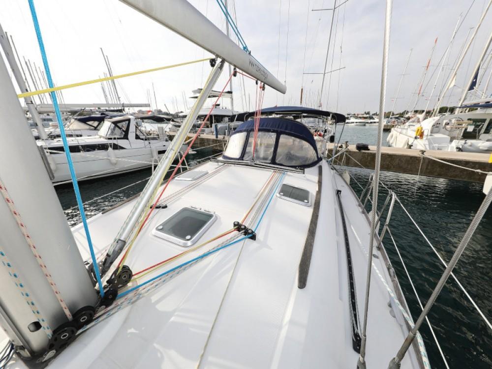 Location bateau Jeanneau Sun Odyssey 45 à Sukošan sur Samboat