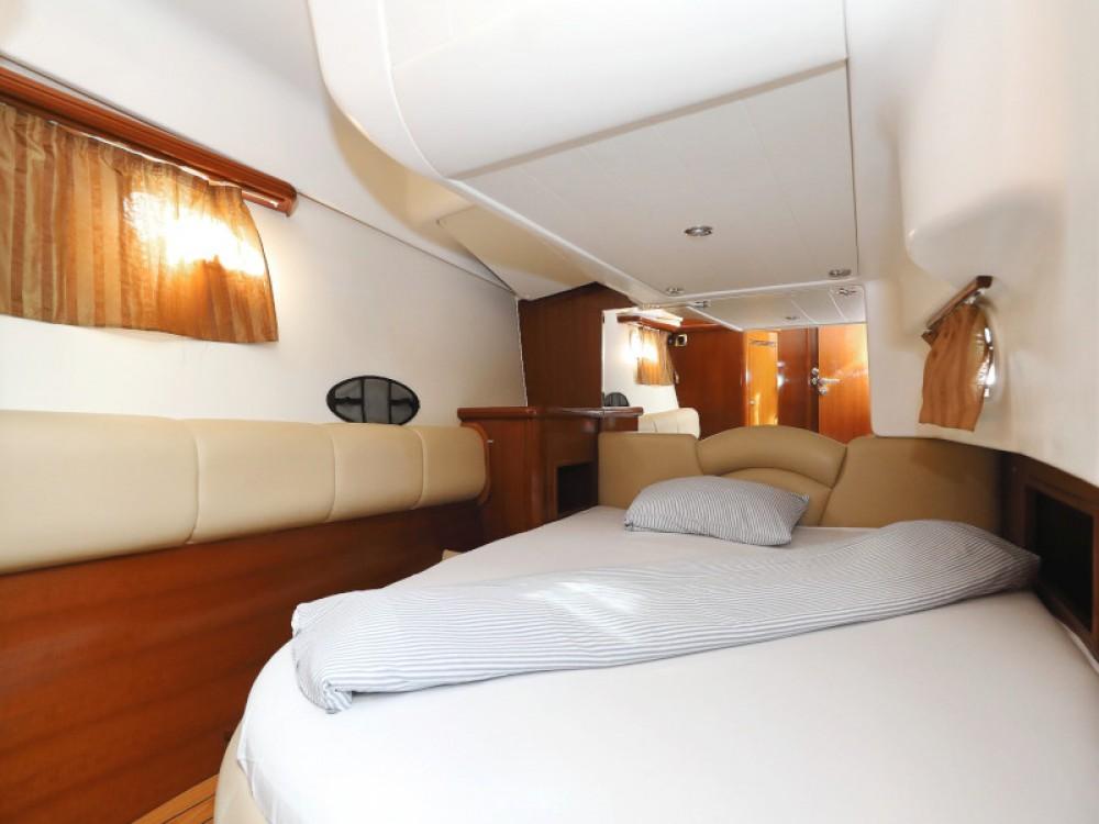 Location bateau Jeanneau Jeanneau Prestige 46 Fly à Sukošan sur Samboat