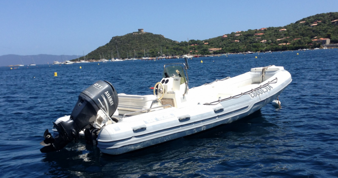 Location yacht à Serra-di-Ferro - Joker Boat Coaster 540 sur SamBoat