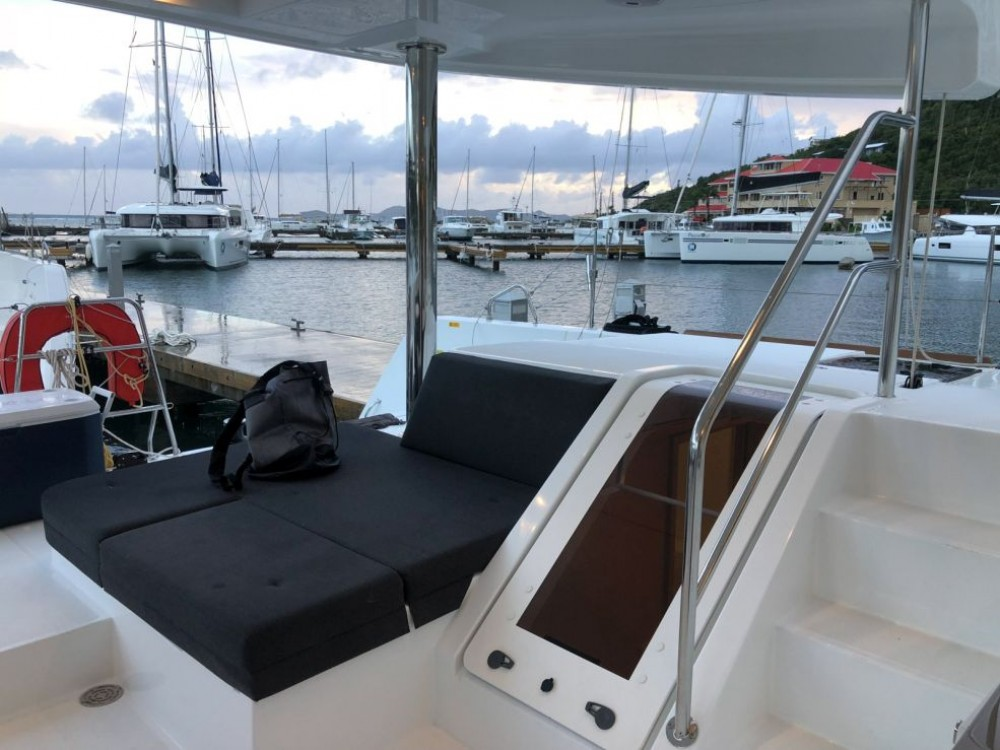 Location yacht à Road Town - Lagoon Lagoon 52 sur SamBoat