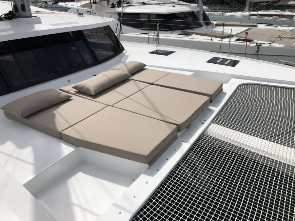 Louez un Fountaine Pajot Saona 47 Owner Version à Road Town