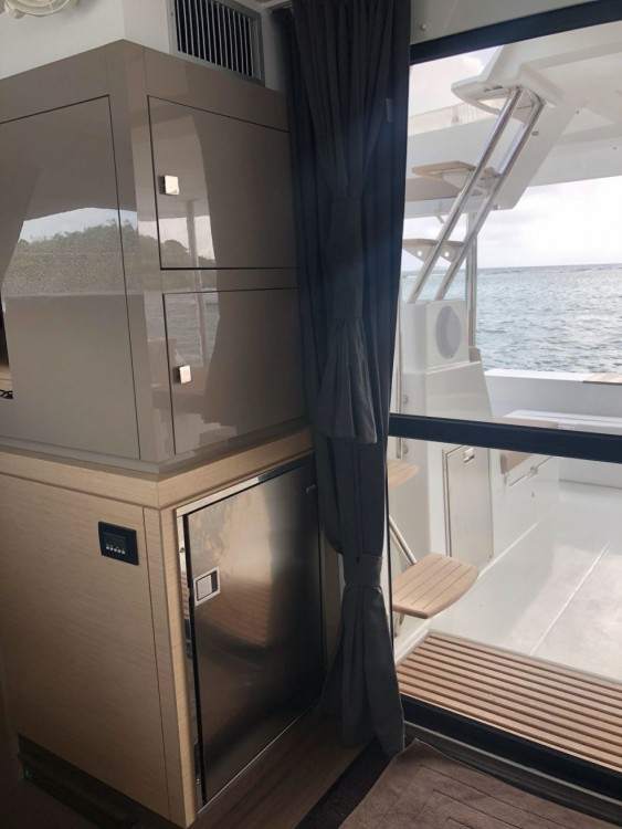 Location bateau Fountaine Pajot Saona 47 Owner Version à Road Town sur Samboat
