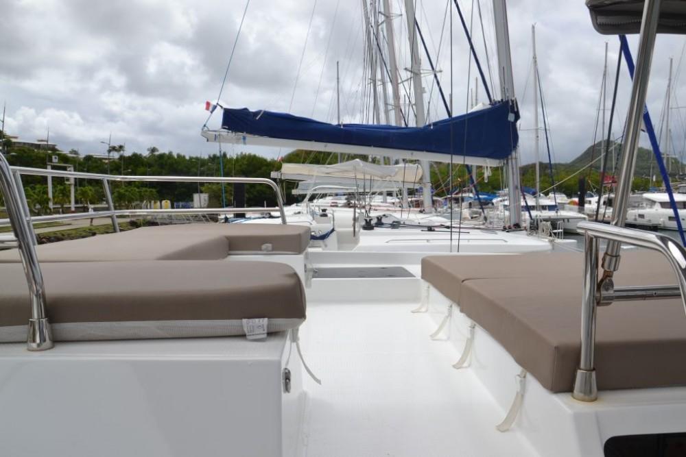 Location Catamaran à Martinique - Fountaine Pajot Saona 47