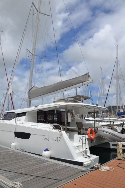 Location yacht à Martinique - Fountaine Pajot Saona 47 sur SamBoat