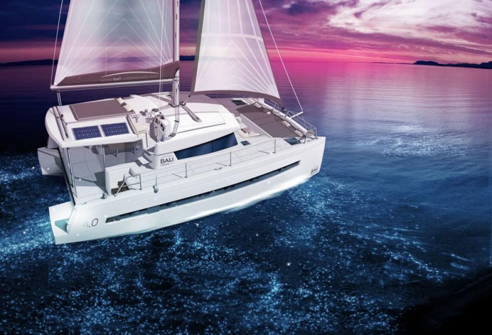 Location bateau Martinique pas cher Bali 4.0