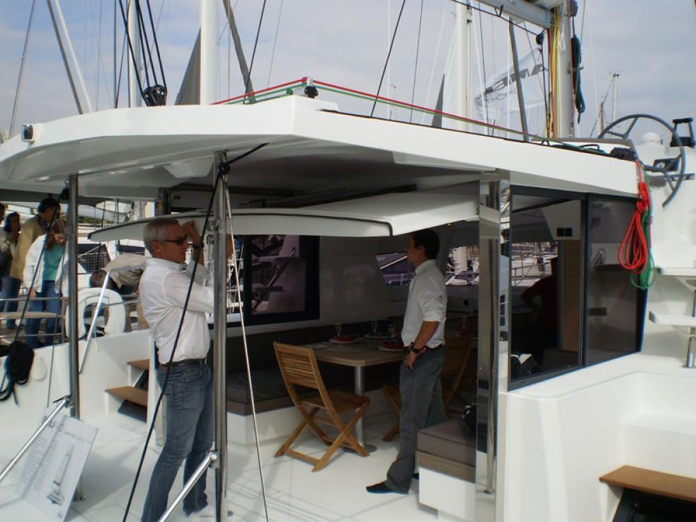 Location bateau Bali Catamarans Bali 4.0 à Martinique sur Samboat