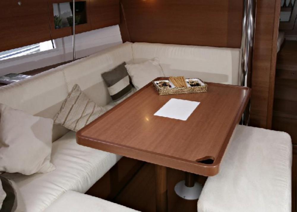 Location bateau Dufour Dufour 380 Grand Large à Saint-Mandrier-sur-Mer sur Samboat