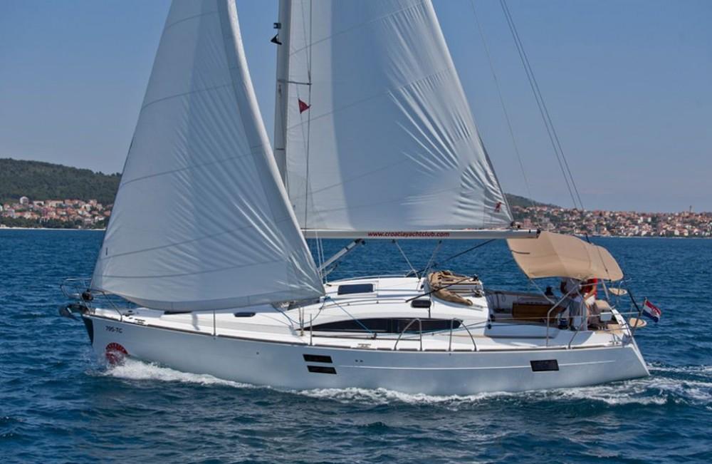 Location bateau Elan Elan 40 impression à Traù sur Samboat