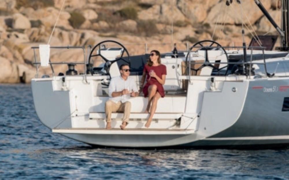 Louez un Bénéteau Oceanis 51.1 à Péloponnèse, Grèce occidentale et Îles Ioniennes