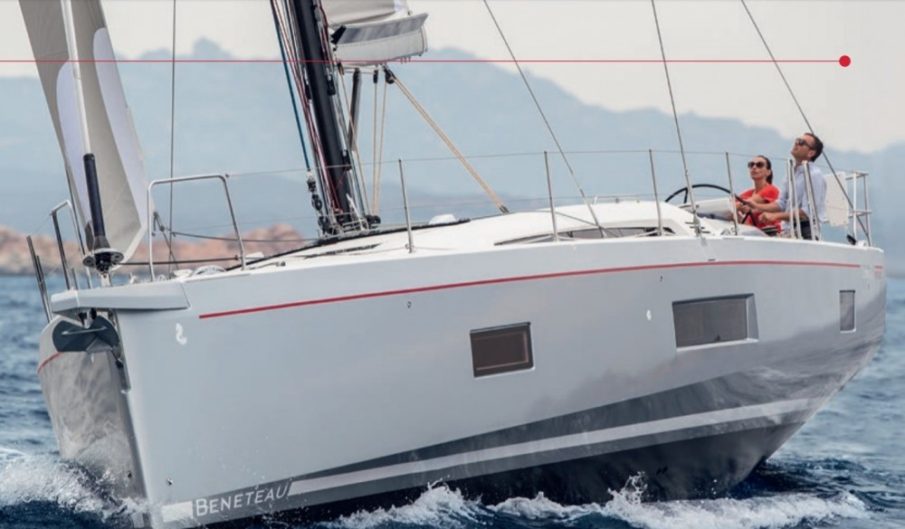 Bénéteau Oceanis 51.1 entre particuliers et professionnel à Péloponnèse, Grèce occidentale et Îles Ioniennes