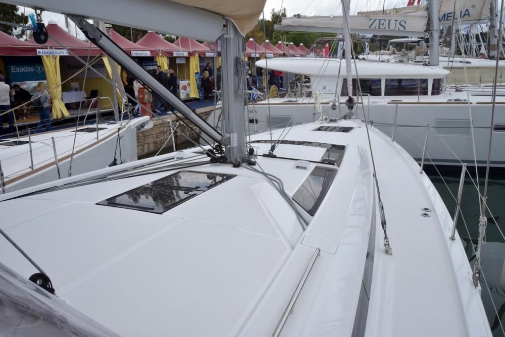 Location bateau Égée pas cher Oceanis 51.1