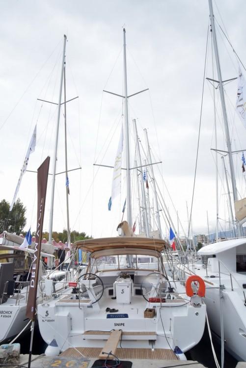 Louer Voilier avec ou sans skipper Bénéteau à Égée