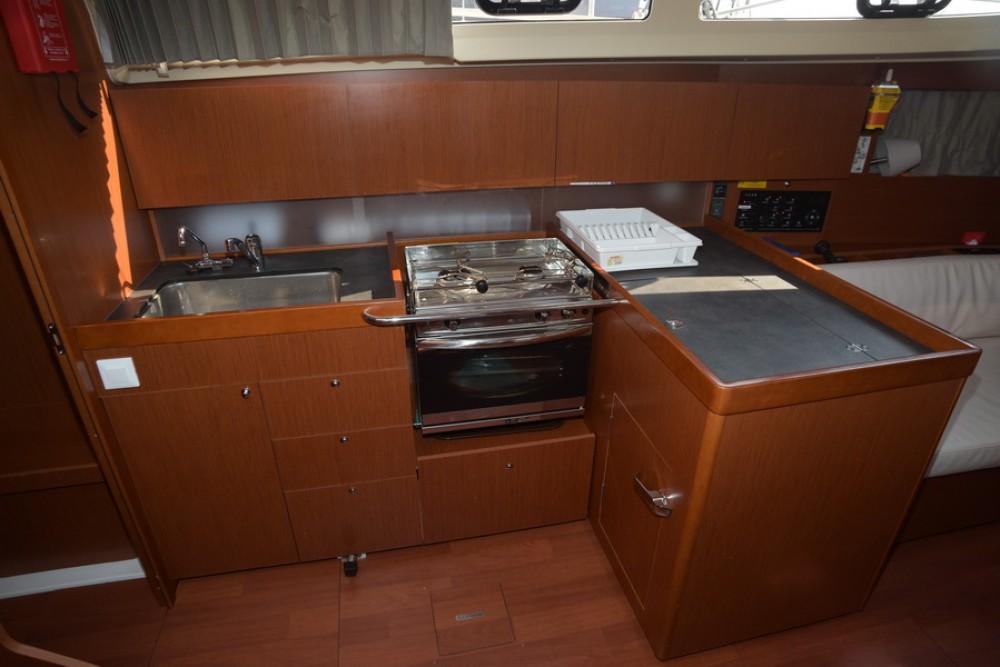 Location yacht à Skiathos - Bénéteau Oceanis 41.1 sur SamBoat