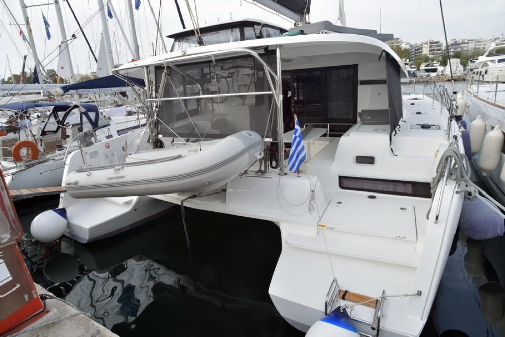 Location bateau  Lagoon 42 à Athènes sur Samboat