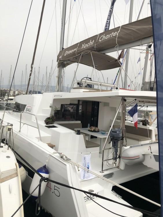 Location bateau Laurion pas cher Bali 4.5