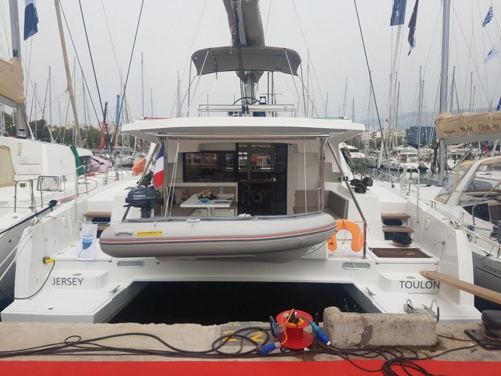 Louer Catamaran avec ou sans skipper Catana à Laurion