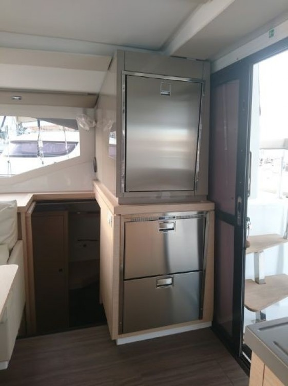 Location yacht à Καλαφατιώνες - Fountaine Pajot Fountaine Pajot sur SamBoat