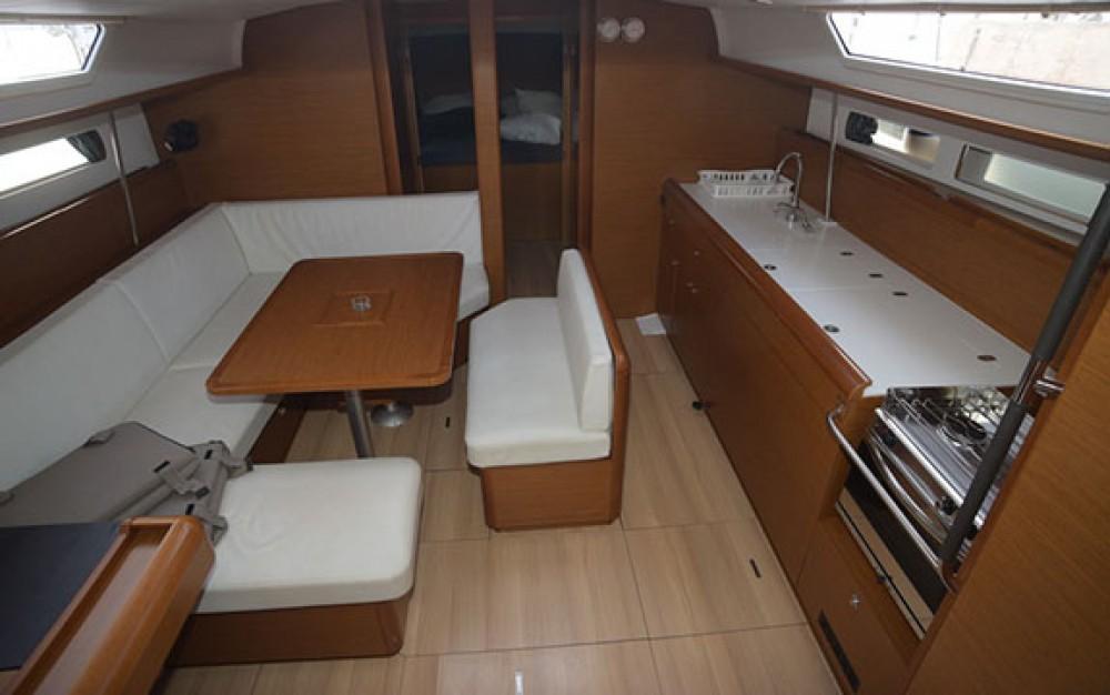 Location bateau Jeanneau Sun Odyssey 479 à Skiathos sur Samboat