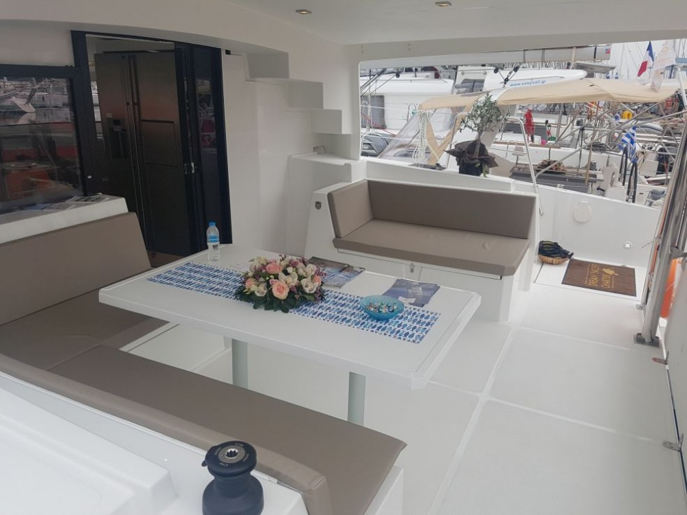 Location yacht à Laurion - Catana Bali 4.5 sur SamBoat