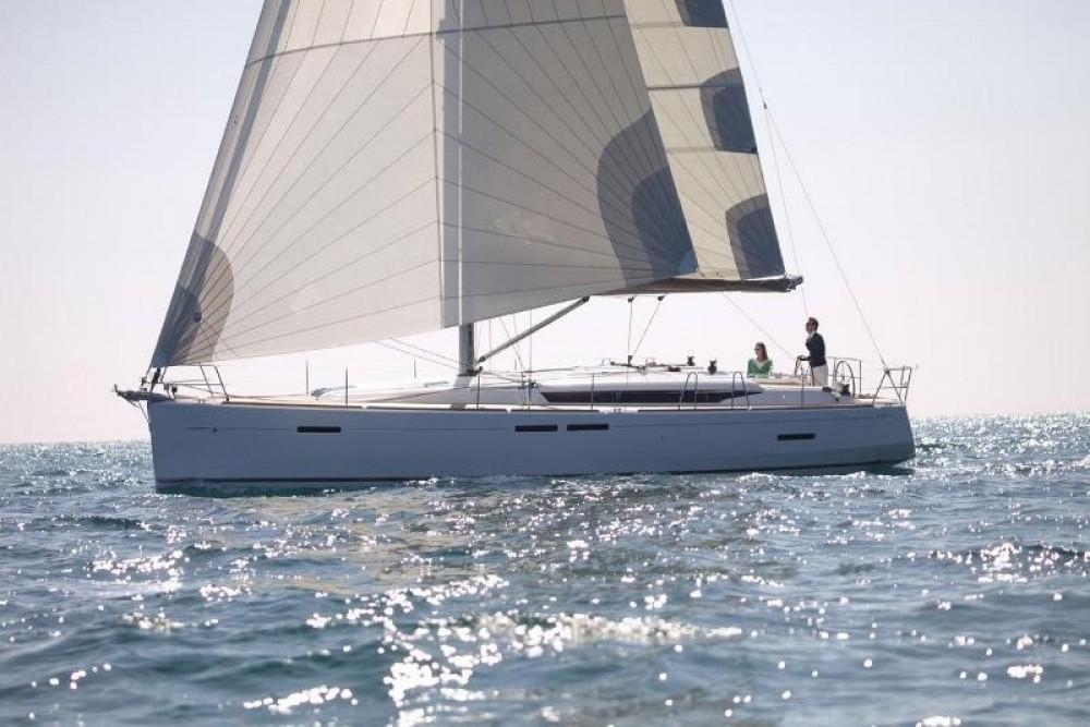 Location bateau Égée pas cher Sun Odyssey 449
