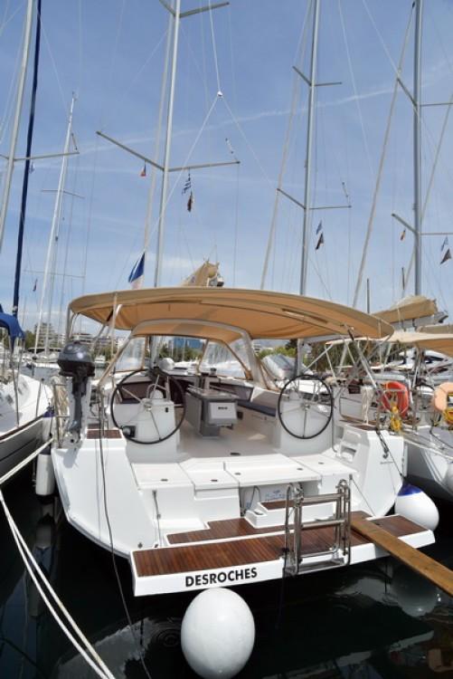 Louez un Bénéteau Oceanis 48 à Péloponnèse, Grèce occidentale et Îles Ioniennes