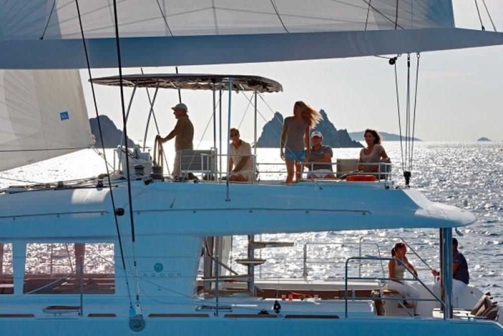Location Catamaran à Martinique - Lagoon Lagoon 560