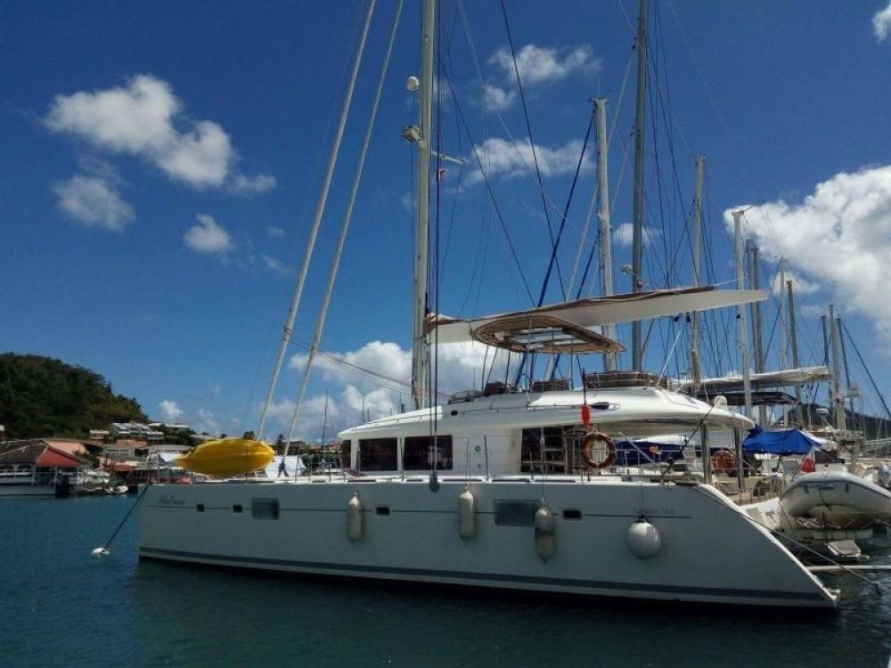 Location bateau Lagoon Lagoon 560 à Martinique sur Samboat